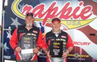 Floyd Countians Place First in Crappie Tournament