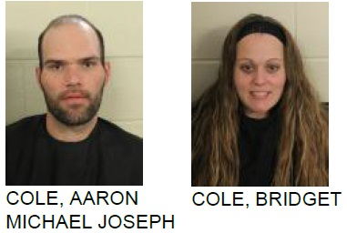 Rome Man and Woman Arrested after Domestic Altercation