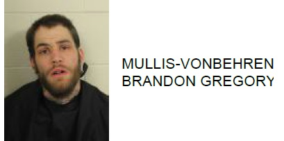 Unsecured Load Lands Kingston Man in Jail on Numerous Felony Charges