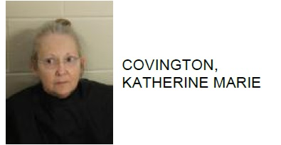 Rome Woman Charged with Theft from Elderly Woman