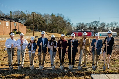 Rome City Schools Prepares for Construction of New Main Elementary School