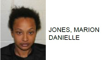 Traffic Stop Lands Silver Creek Woman in Jail on Cocaine Charge