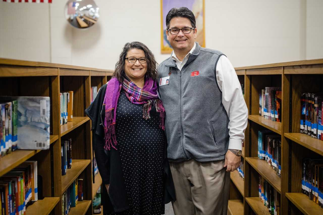 Rome Middle Teacher Awarded Grant to Fund Book Tasting