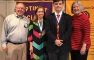 Rome Noon Optimist Club announces 2018 Oratorical Contest Winners