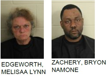Romans Arrested After Police Find Crack at Trailer Park