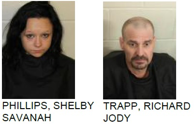 Rome Couple Found with Meth After Speeding