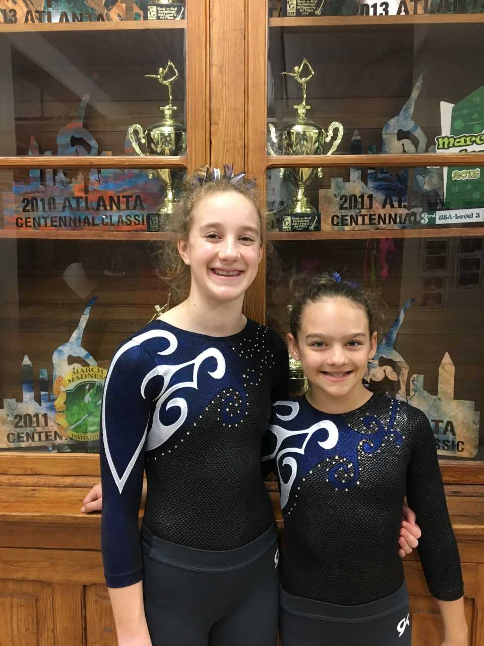 Rome Aerials Qualifies 2 For Regional Championships