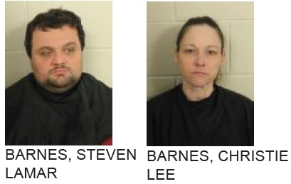 Rome Couple Found with Drugs while Parked at a Stop Sign
