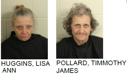 Rome Couple Found with Numerous Drugs During Search