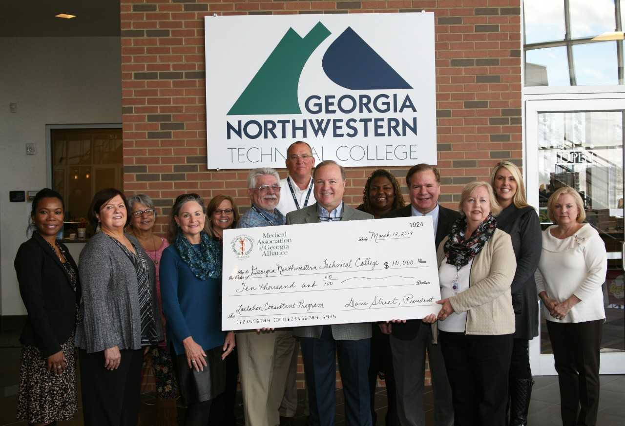GNTC Receives Major Donation for New Program