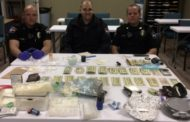 Adairsville Police Find Large Amount of Meth in Traffic Stop