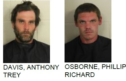 Rome Men Found with Multiple Drugs at Softball Field
