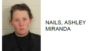 Lindale Woman Arrested After Stealing Truck