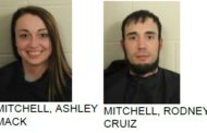 Rome Couple Arrested After Altercation, Man Tries to Hide and Destroy Drugs