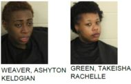 Rome Women Arrested After Lying to Deputies
