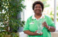 Floyd Names Volunteer of the Year