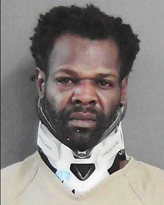 Man Breaks Neck in Wreck, Runs from Police, Found with Drugs