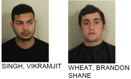 Young Romans Charged with Burglarizing District Attorney's Office