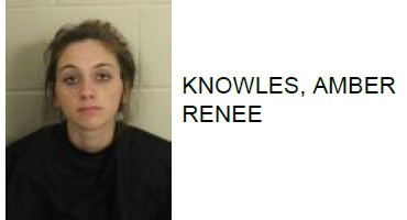 Lindale Woman Charged with Burglary