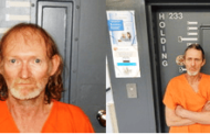 Two Cedar Bluff Residents Charged with Burglary of Vacation Lake Home