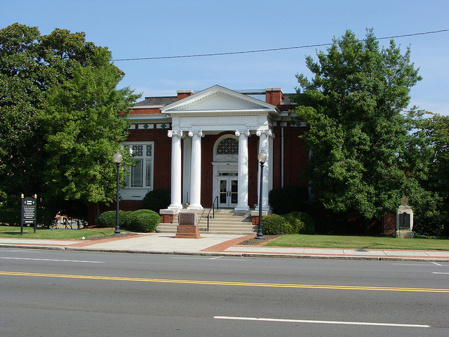 City of Rome to Begin Renovation Work at Carnegie Building; Several City Departments Relocated
