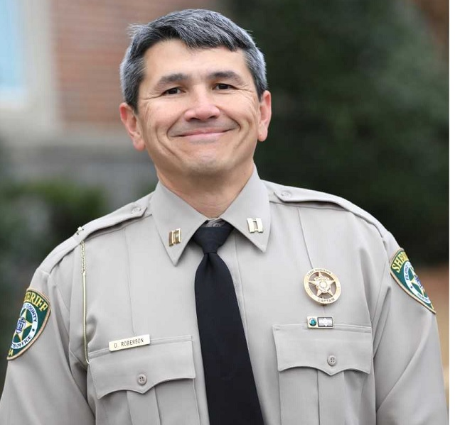 Cpt. Dave Roberson Announces Candidacy for Sheriff