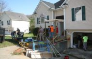 GNTC Construction Management Students  Lend a Hand to Habitat for Humanity