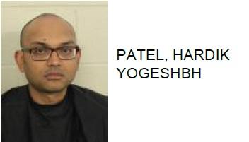 Hardik Patel Threatens Police while Holding an Infant