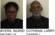Rome Couple Arrested After Domestic Altercation