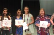 Blood Assurances recognizes the life-saving efforts of 20 Students from Floyd County Schools