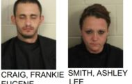 Couple Arrested After Found Hiding in Lindale Attic
