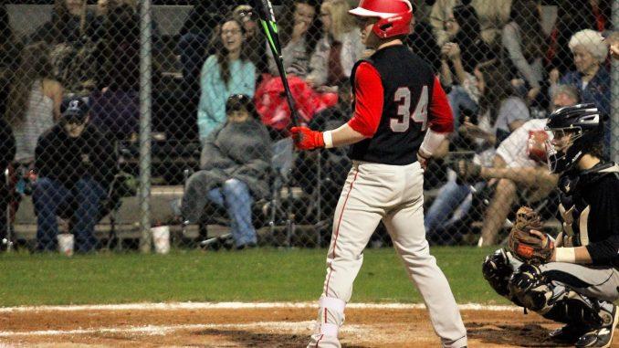Cedartown Baseball Start Drafted by Nationals