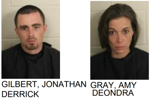 Trion Couple Arrested in Rome for Meth