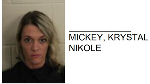 Rome Woman Arrested for Wrecking and Not Having Car Insurance