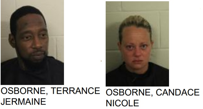 Rome Couple Charged with Stealing Money from Local Business