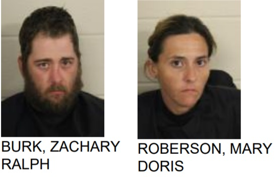 Couple Arrested After Large Wal-Mart Theft