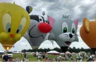 Hot Air Balloon Festival Scheduled for Rome