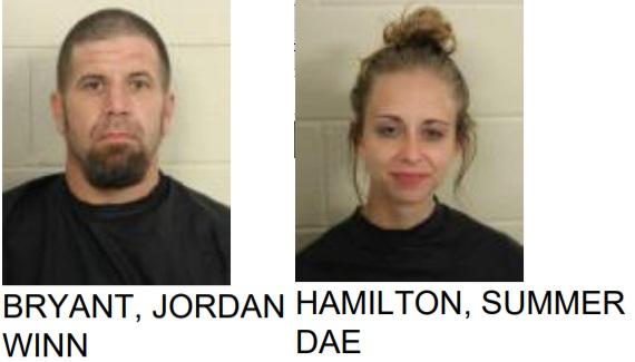 Couple Found in Stolen Car