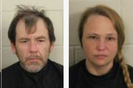 Rome Couple Charged with Stealing Power, Children/Animals Taken Away