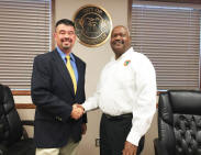 Summerville City Manager Passes Away