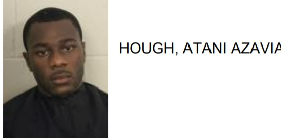 Floyd County Prison Inmate Found with Drugs