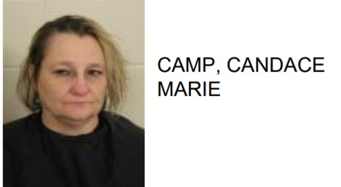 Rome Woman Found with Drugs in Floyd County Jail