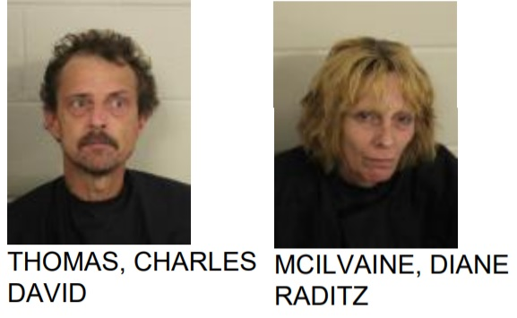 Rome Police Find Assortment of Meth, Two Arrested
