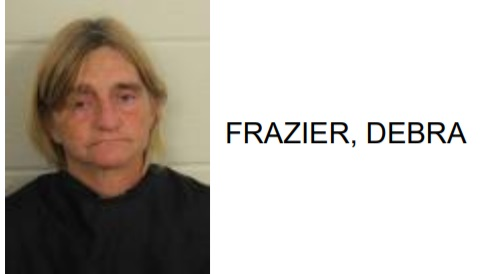 Rockmart Woman Found Cursing and Beating on Door