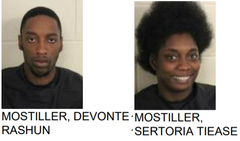 Rome Couple Found with Drugs Packaged for Sale