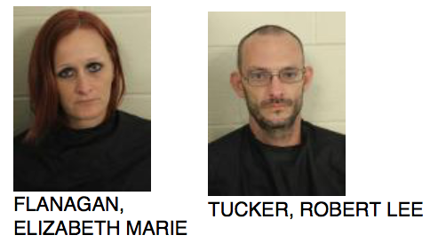 Man and Woman Caught with Multiple Drugs