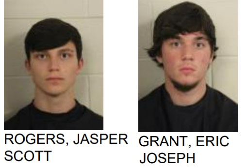 Rome Teens Charged with Destroying Mailboxes