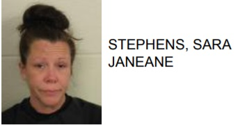 Rome Woman Arrested for Slapping Teen Son