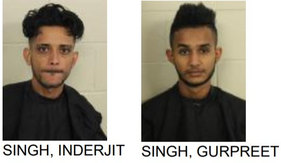 Rome Men Charged with Drug Possession