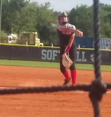 Cedartown Lady Dawgs Pitch No Hitter in Win over Darlington